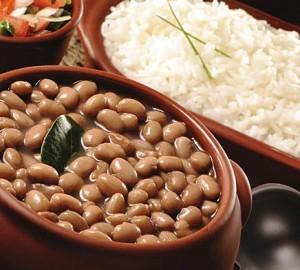 Grãos (arroz, feijão, trigo, etc) não fazem parte da dieta paleo
