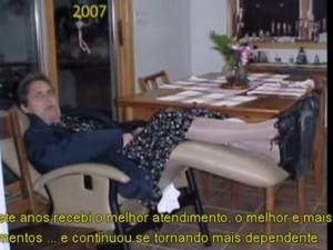 """foto de 2007. Antes da dieta """"primal"""", ou paleo"""