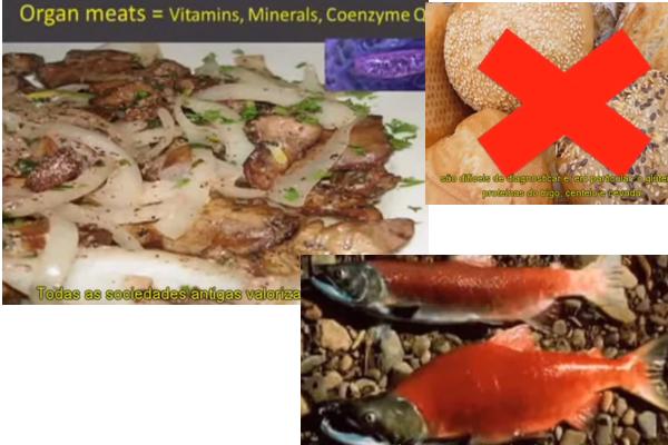resumo da dieta paleo adotada na reversão da doença crônica - esclerose múltipla