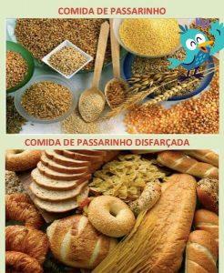 grãos não ajudam emagrecer